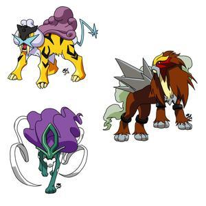Is Entei Suicune And Raikou Dogs Or Cats