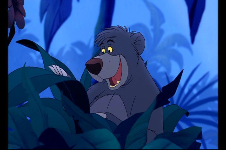 Favourite character from both films? - The Jungle Book ...