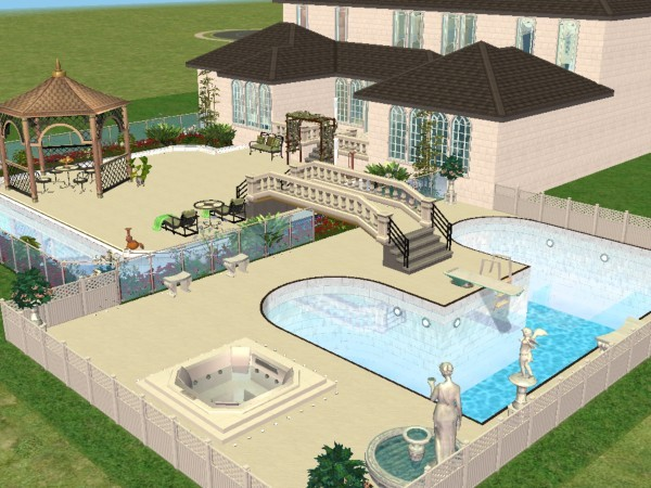 Which is the sims house u prefer poll results the sims for Sims 2 home designs