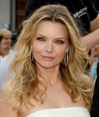 How old does michelle pfeiffer look poll results michelle pfeiffer