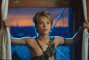 The guy from peter pan