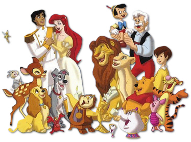 Which Group Of Disney Characters Do You Prefer Poll Results Classic