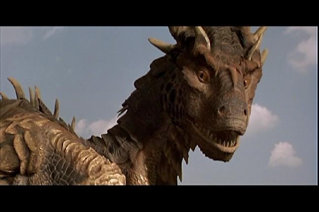 Dragonheart movie for pinterest