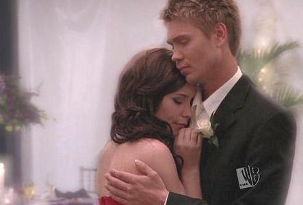 (Naley`s weeding) Lucas:I love you Brooke. I don't know how.