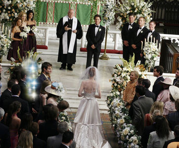 Which guest is hidden at Bree's wedding?