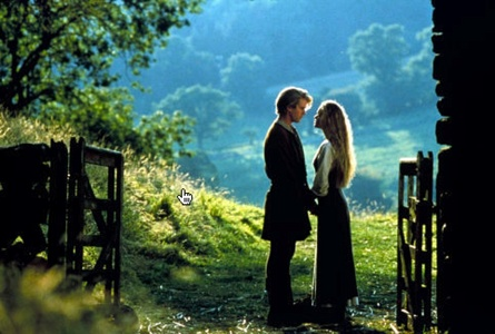 "Finish the Quote:  WESTLEY- ""This is true love.  Do you think this _________________?"""