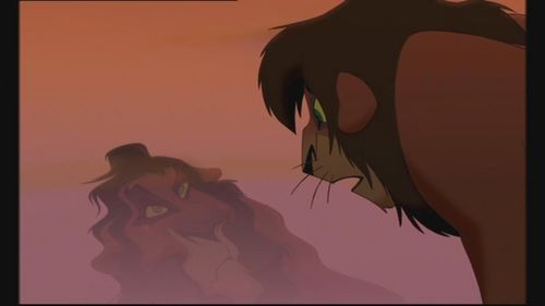 In what way is Kovu related to Scar?