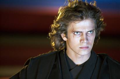What happened first to begin Anakin Skywalker's path to the dark side?