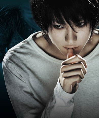 In the film series, L had written his own name in Misa's Death Note earlier.Why?