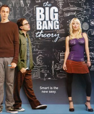What is the Name of her Character in The Big Bang Theory?