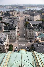 Who is the mayor of Copenhagen (2008)?