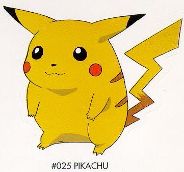 How Many People Have Said Pikachu In Volume 3?
