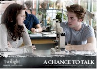 In twilight: Why did Edward want to change his class with Bella to something else?