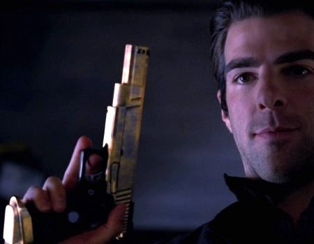 How Was Sylar Capable Of Turning His Gun Gold?