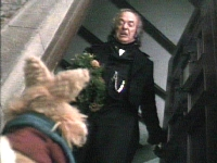 According to Charles Dickens (Gonzo), Scrooge is as solitary as what?
