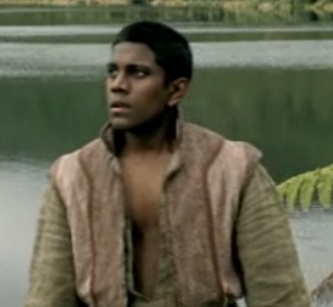What is the name of the boy who stole Richard, Kahlan, and Zed's horses in Episode 6 Elixer?