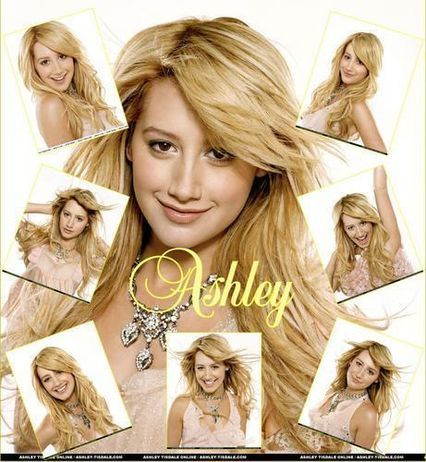 WHAT IS THE NAME OF ASHLEY TISDALE'S BOYFRIEND?