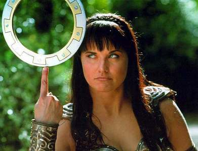 "In which episode was this famous line by Xena ""I have many skills."" first said?"
