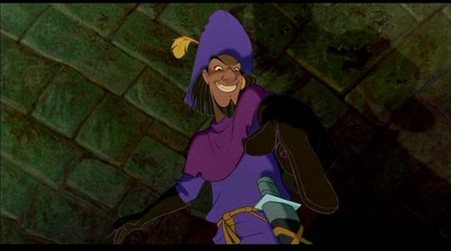 Who does the voice of Clopin