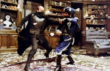 What movie is this fighting scene from?