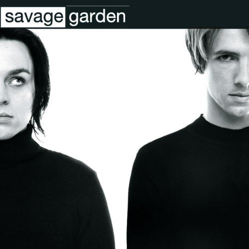 How many weeks did the debut album Savage Garden remaine at #1?