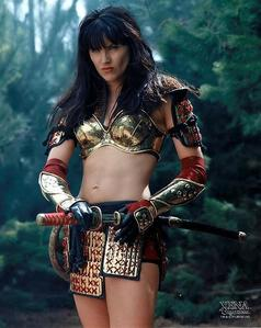 Why did Xena need to stay dead?