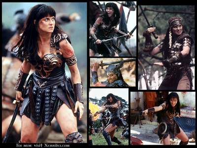 What was Xena's icon on the show?