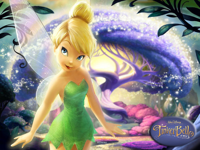 Who narrated the movie Tinker Bell?