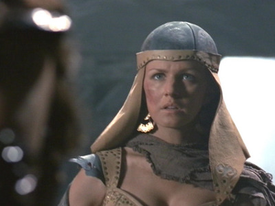 What made Najara think that Xena was Evil towards to Gabrielle?