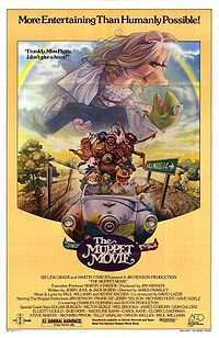 "Which of this stars did NOT appear in ""The Muppet Movie"""