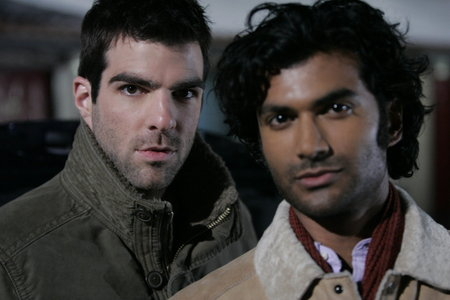 When he was posing as Zane Taylor, what kind of tea did Sylar offer Mohinder?