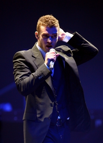 "Received his first UK #1 with what song from new album ""FutureSex/LoveSounds"" in September 2006"