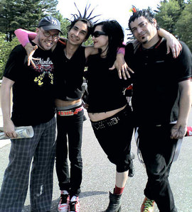 Where is Mindless Self Indulgence from?