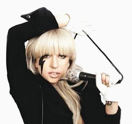By which song was Stefani Joanne Germanotta inspired to create her stage name (Lady Gaga)?