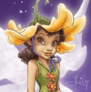 What is Lily's inayopendelewa flower?