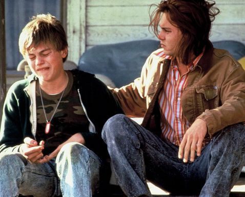 What Leonardo Dicaprio movie is this scene from?