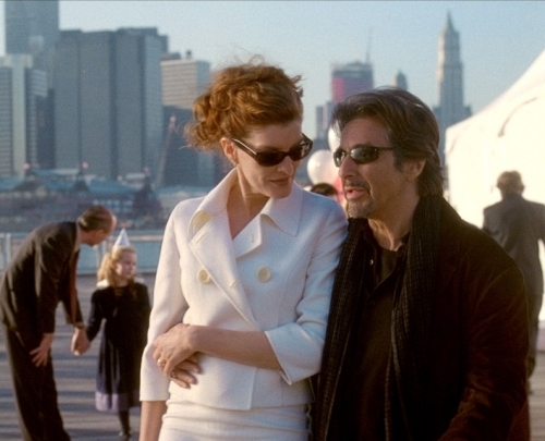 What Rene Russo movie is this scene from?