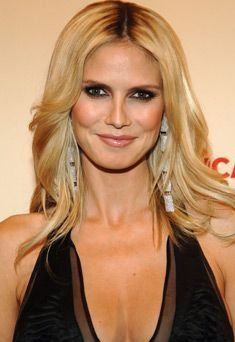 T/F - Heidi Klum was in the movie