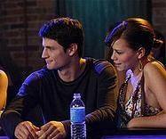 Who are Nathan and Haley talking to?