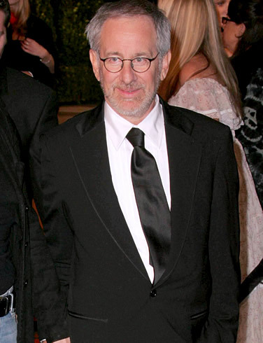 For what movie did Steven Spielberg win his first Academy Award for Best Director?