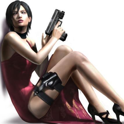 Resident Evil's Ada Wong was drawn in this pose as a form of honoring a female badass before her. Who else can be seen in this exact same pose on the cover of her DVD/VHS?