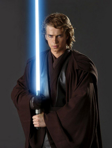Who is mother Anakin?