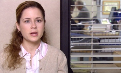 """FILL IN THE BLANK: """"I help Phyllis all the time. Just yesterday, I untangled a ______________ from her hair."""""""