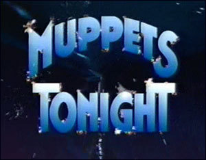 Who was the first guest in &#34;The Muppets Tonight&#34; in 1996?