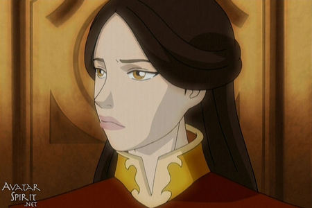 why did zuko's mother disappear
