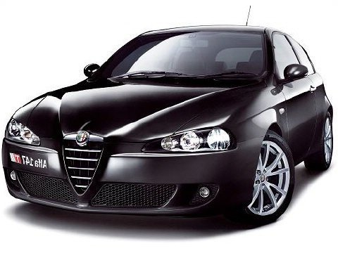 What kind of Alfa Romeo is this?