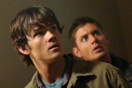 What was the word Sam used to describe him and Dean's childhood in Bugs, Season 1?