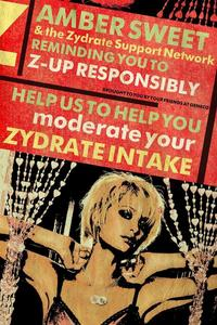 What time are the Zydrate Addicts Support Meetings held and how often?