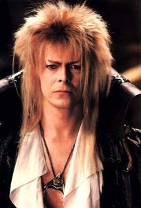 What is the first thing that we hear Jareth say in the movie?