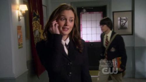 Blair:What do anda want Jack? Jack: You, obviously! What B replied?